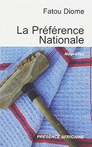 vignette de 'La préférence nationale (Fatou Diome)'