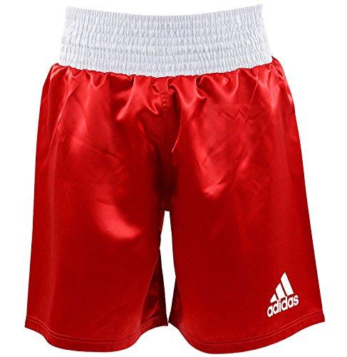 adidas-satin-boxing-shorts-trunks-training-fight-gym-sparring-red-medium