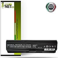 BATTERIA NEWNET PER HP 10.8 - 11.1 V 4400 mah G4-1124TU G4-1125TX G4-1126TX G4-1127TX G4-1128TX G4-1137CA G4T-1000 CTO G4T-1100 CTO PAVILION G6 SERIE G6 G6-1000 G6-1000SA G6-1002SG G6-1003TX G6-1004SA G6-1005TU G6-1006TU G6-1007SA G6-1008TX G6-1009EA G6-1009SA G6-1009TX