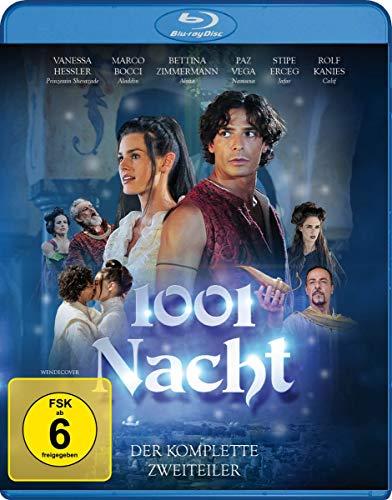 1001 Nacht - Der komplette Zweiteiler aus Tausendundeiner Nacht [Blu-ray]