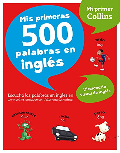 Mi primer Collins (Español - Inglés) por Varios autores