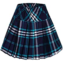 design di qualità 7ee7d 337ba Amazon.it: gonna scozzese rossa - Blu