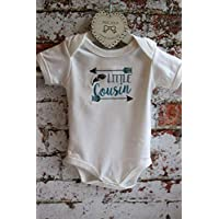 Little Cousin vest - New Cousin gift - New baby gift
