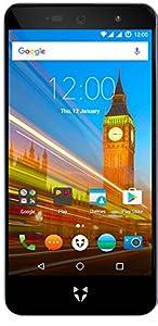 Wileyfox Swift 2 X Smartphone Débloqué 4G (Ecran : 5,2 pouces - 32 Go - Double SIM - Android 6.0) Midnight Blue