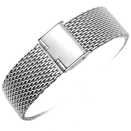 yisuya-22mm-solid-milanese-mesh-stainless-steel-strap-with-hook-buckle-classic-polished-silver-watch
