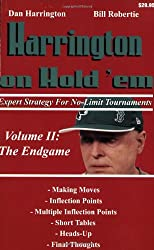 Harrington on Hold 'em: Expert Strategy for No-Limit Tournaments: The Endgame