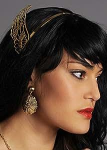 Womens antique grecque Pegasus bandeau