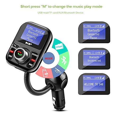 ROSHING KW912 ELM327 OBD2 Bluetooth Scanner diagnostico//Lettore di scansione per Auto Nero