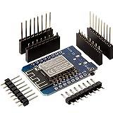 AZDelivery ????? D1 Mini NodeMcu mit ESP8266-12E WLAN Module für Arduino, 100% WeMos kompatibel und mit gratis eBook!