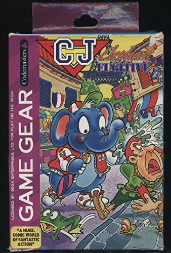 cj-elephant-fugitive-game-gear