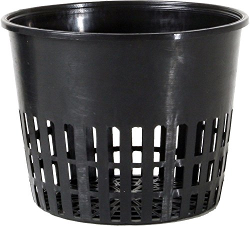 Hydrofarm HG3.75NETCUP 100 Net Plant Pots for the Garden 9.5 cm