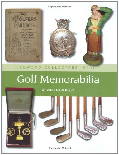 Golf Memorabilia (Crowood Collectors' Series)