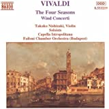 Vivaldi: 4 Seasons (The) / Wind Concertos