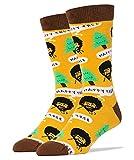 Bob Ross Happy Tree Women's Crew Socks