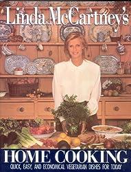 Linda Mccartney's Home Cooking by Linda McCartney (1990-10-31)