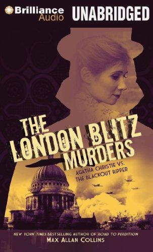The London Blitz Murders: Agatha Christie vs. the Blackout Ripper (Disaster)
