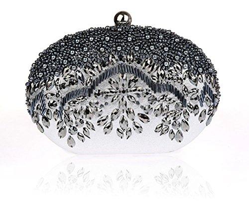 Diamant/Damen Handtasche/Party Clutch Bag/ national Wind Taschen-E E