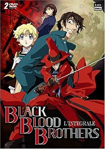 Black Blood Brothers -