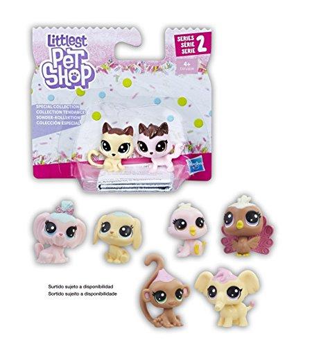 Pet Shop Besondere Kollektion 1Hängeregistermappe (2Haustiere Mini 8Modelle Sdos, Mehrfarbig (Habro 399E) ()