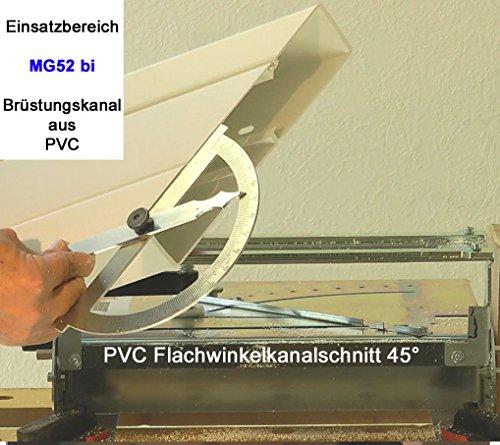 5St MG52 Sandwich Stichsägeblätter 180 mm lang für Stichsäge u Trenn-Biber 012P - 3
