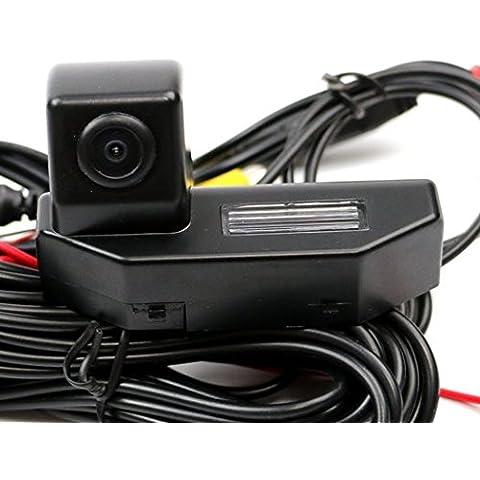 autostereo HD Mazda 6copia de seguridad inversa cámara aparcamiento copia de seguridad cámara de visión trasera para Mazda 6Auto embalaje cámara de visión trasera para Mazda