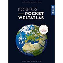 KOSMOS Pocket Weltatlas: Atlas und Länderlexikon