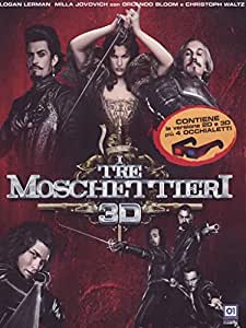 I tre moschettieri(3D+2D) [2 DVDs] [IT Import]