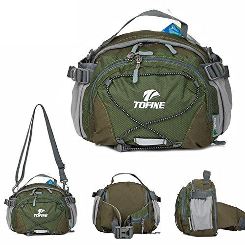 YYY-All'aperto alpinismo Borse uomo e donna alpinismo borse piccole sport zaino , red army green