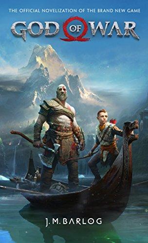 God of War - The Official Novelization par J. M. Barlog