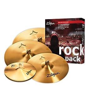 Zildjian A0801R Pacco Rock