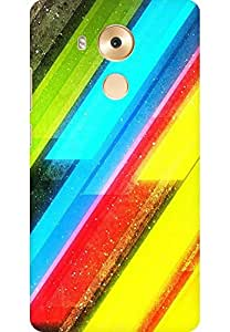 AMEZ designer printed 3d premium high quality back case cover for Huawei Mate 8 (Wonderful Pattern)