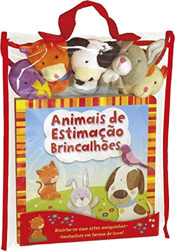 Animais de Estimação Brincalhões - Coleção Amiguinhos Fatoches (Em Portuguese do Brasil) PDF Books
