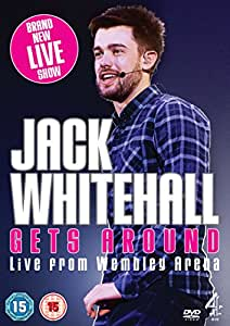 Jack Whitehall Gets Around: Live from Wembley Arena [DVD]