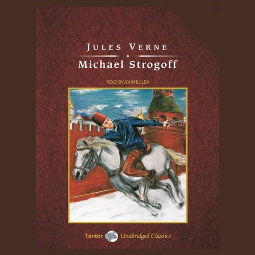 Michael Strogoff  Audiolibri