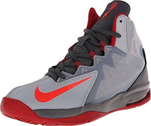 Nike Hyperdunk 2014 Schwarz / Metallic-Silber-Basketball-Schuh 10 Us
