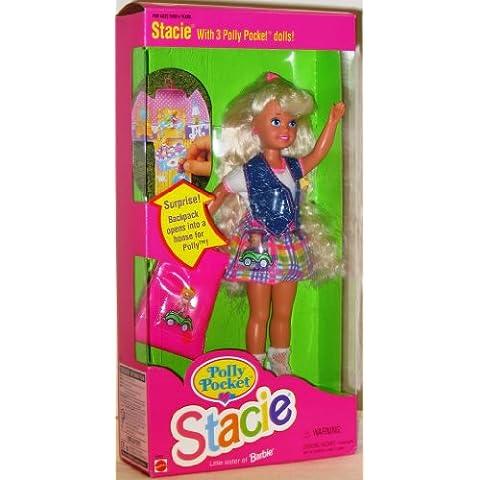 Barbie Polly Pocket Stacie Doll by Barbie