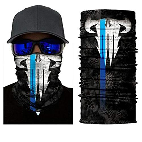 Hochwertige Biker-Maske   Balaclava   Sturmhaube   Gesichtsmaske   Schal   Maske   Motorrad Reiten   Kopfbedeckung   Cool   Hals   Premium Design   Designer   Komfortabel   Haltbar   Weibliche
