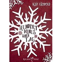 Hundert minus einen Tag: winterlicher Liebesroman