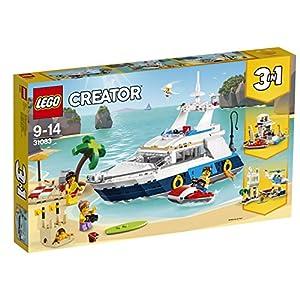 Lego Creator Avventure in Mare, Multicolore, 31083  LEGO