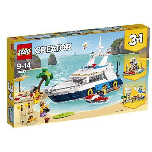 LEGO Creator - Aventuras en yate 31083