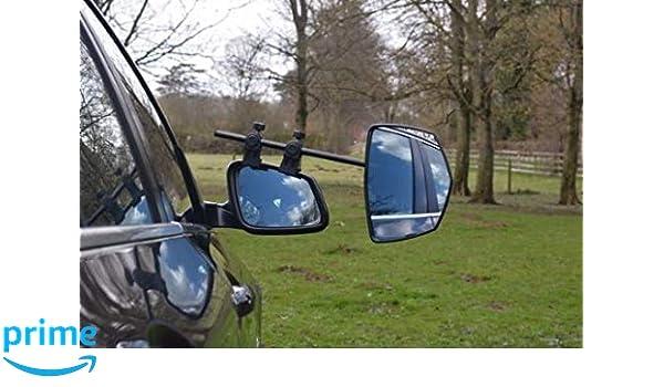 Flat Glass Caravan Trailer Milenco Grand Aero Towing Mirrors