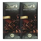 #3: Lindt Swiss Classic Chocolate, Surfin, 100g (Pack of 2)