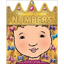 Numbers (Princess Poppets) by Novick, Mary (2006) Board book