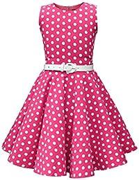 Pinkes petticoat kleid
