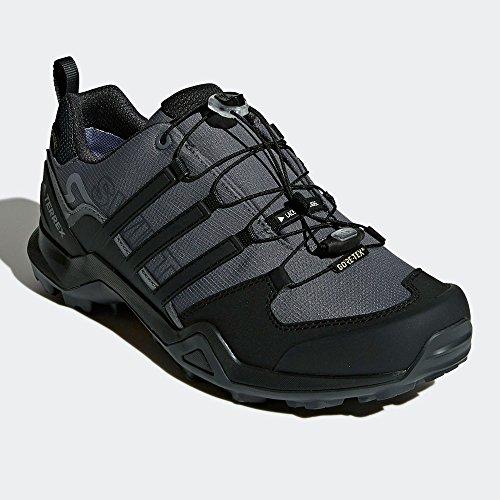 adidas Herren Terrex Swift R2 GTX Cross-Trainer Grau (Grey Five/Core Black/Carbon)