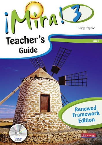 Mira 3 Verde Teacher's Guide Renewed Framework Edition