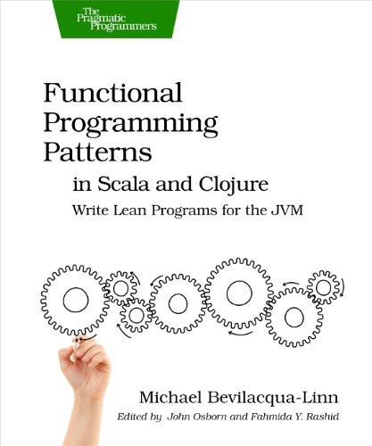 Functional Programming Patterns in Scala and Clojure: Write Lean Programs for the JVM (Pragmatic Programmers) por Michael Bevilacqua-Linn
