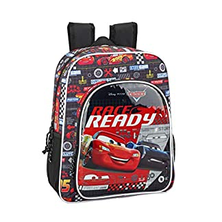Cars Oficial Mochila Escolar Junior 320x120x380mm
