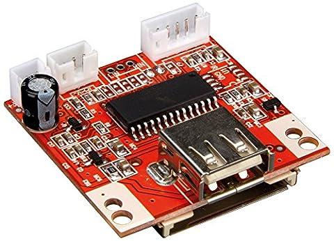 Velleman Modules Module mémoire MP3