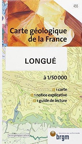 Carte géologique : Longue